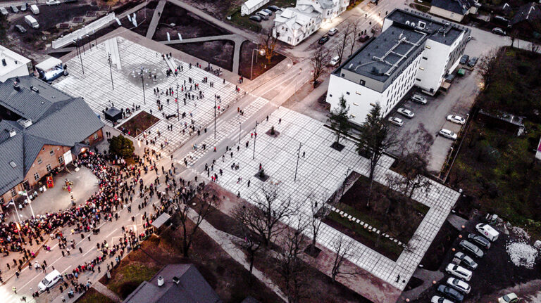 Homme avatakse Raplas Veneetsia arhitektuuribiennaali eelnäitus